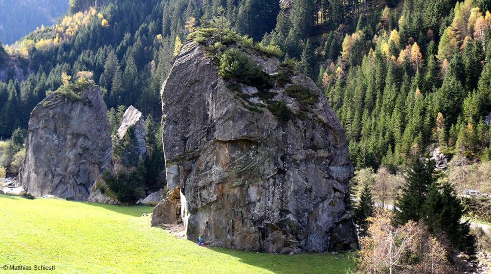Klettergebiet Mayrhofen