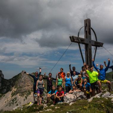 Gipfelsieg-haidachstellwand-klettersteig