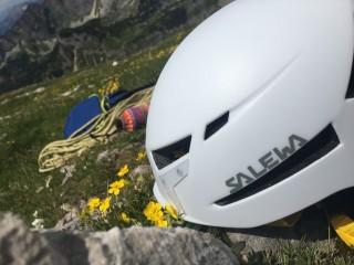 Salewa Klettersteig Helm