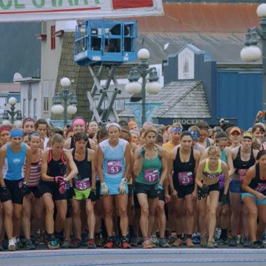 Mt.-Marathon-Startschuss