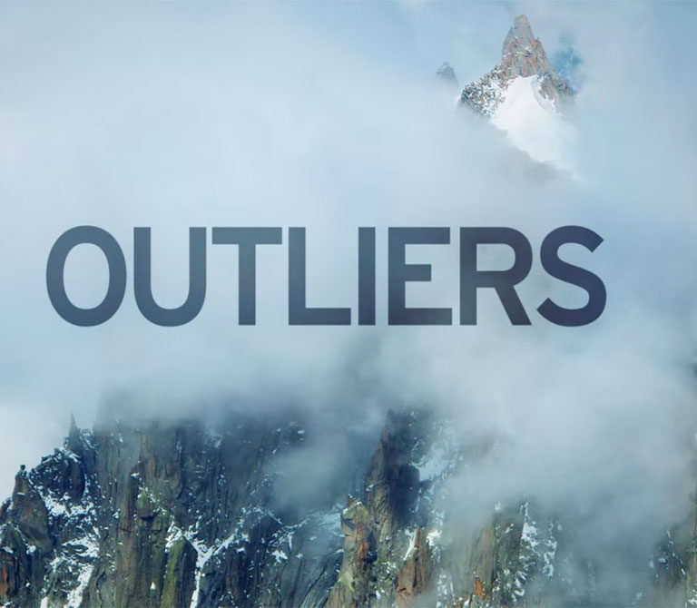 Outliers-Titel