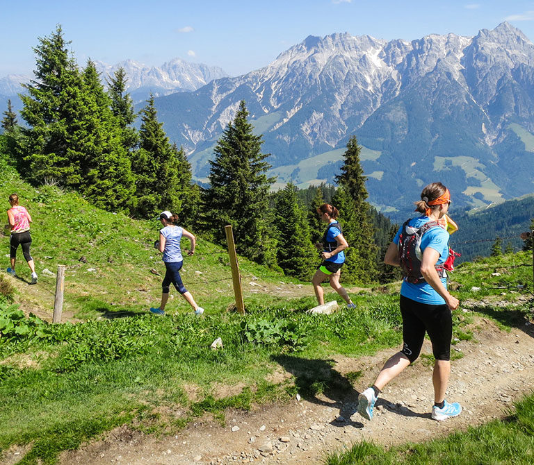 Trailrunning Camp Krallerhof