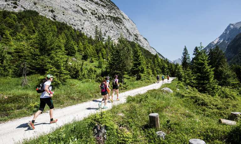 Trailrunning-Camp-Kufsteinerland