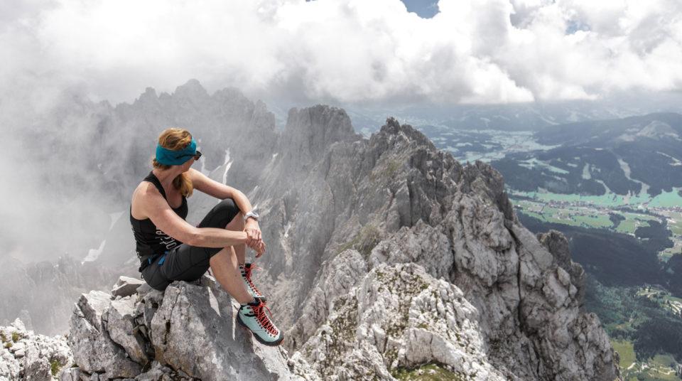 Gipfel Wilder Kaiser