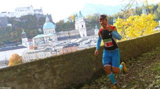 Blick auf Salzburg beim STRF