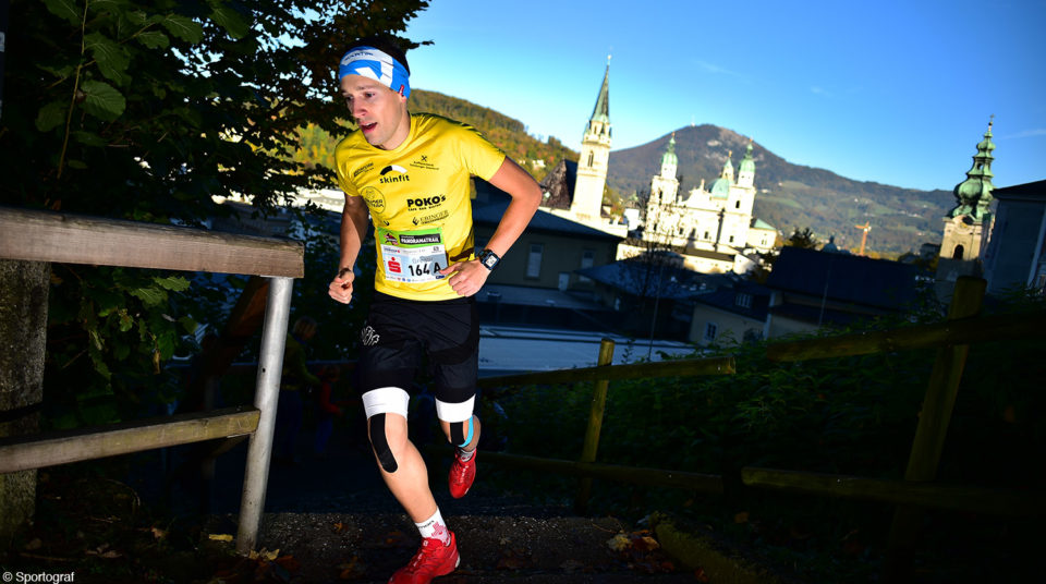 Trailrunning in Salzburg