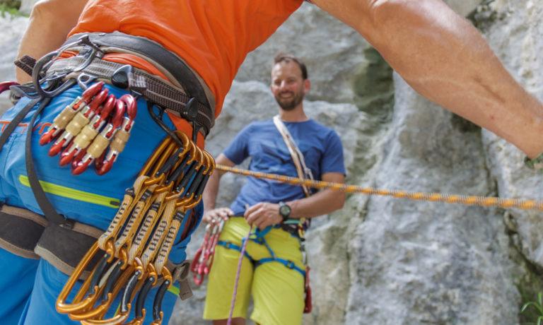 Klettercamp Sportalpen