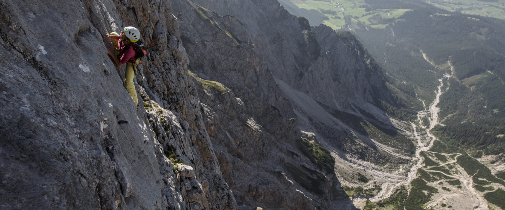 Saalfelden Sommerstein Klettern