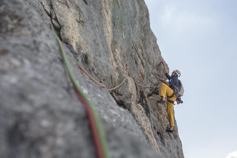 Klettergurt Aus Seil : Die wichtigsten kletterknoten im Überblick