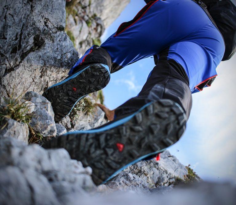 XA Alpine Laufschuh Bergschuh