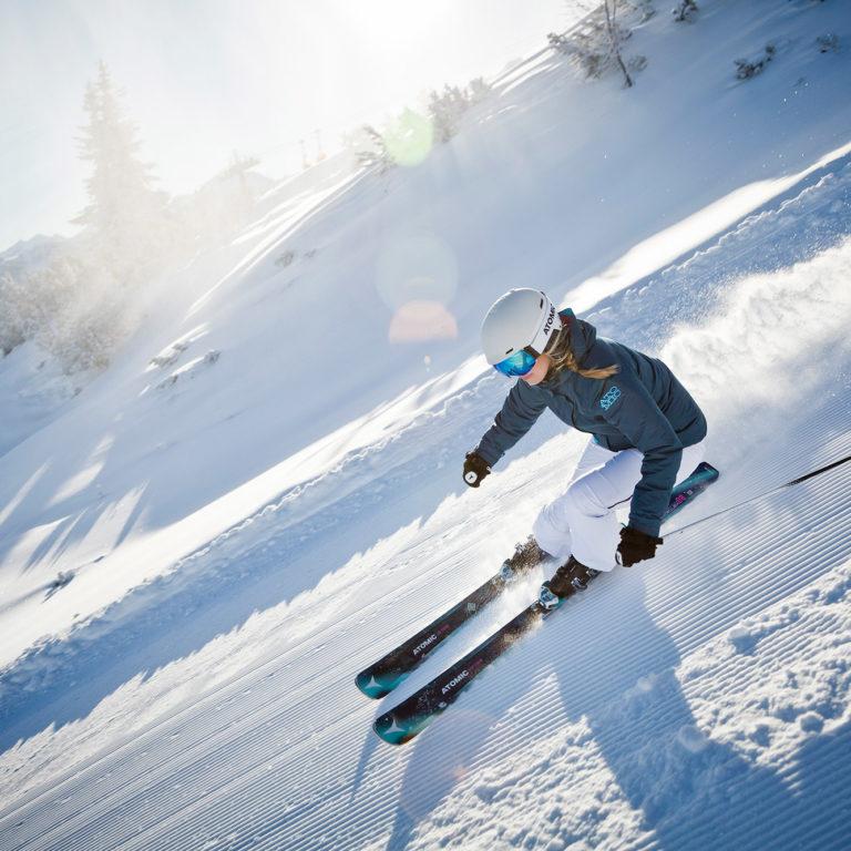 #sheskis bietet den Skifahrerinnen der Welt eine gemeinsame Plattform.
