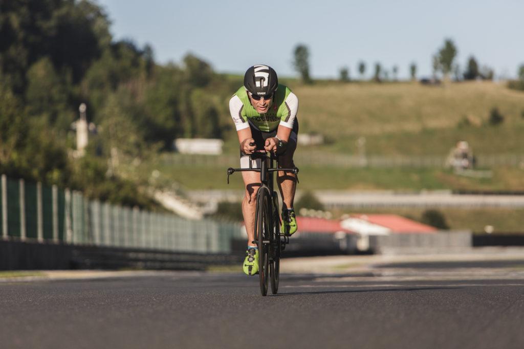 Jakob Schmidlechner Canyon Triathlonrad