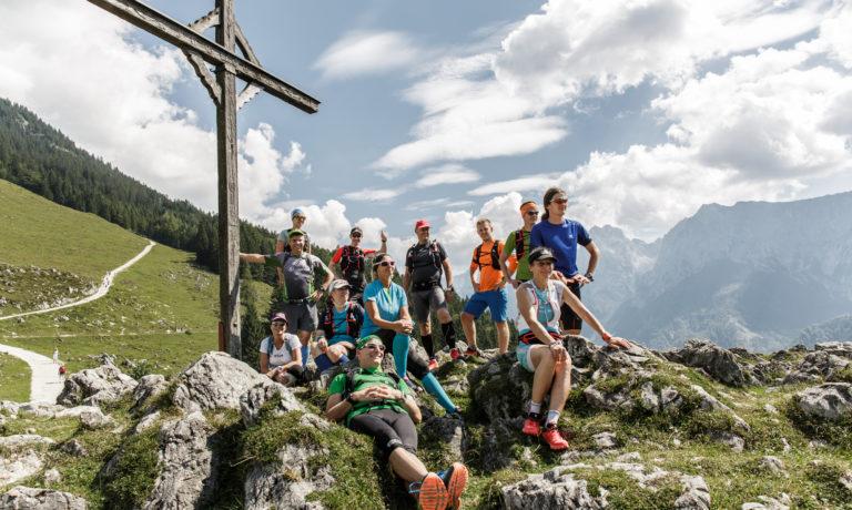 Trailrunningcamp im Kufsteinerland