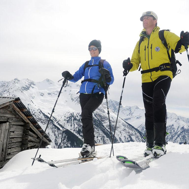 Skitourentipps Zillertal