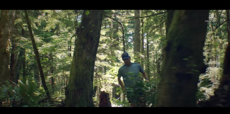 Trailrunning Ben Gibbard
