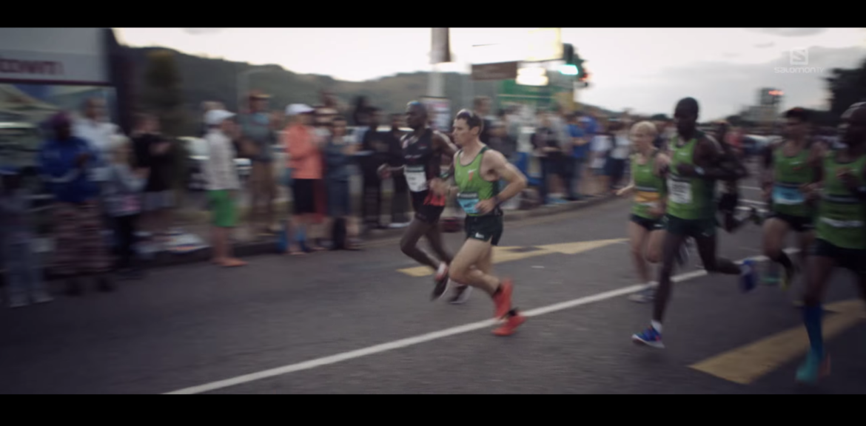 Läufer Max King
