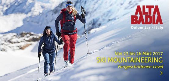 Salewa Herbst & Winter Kollektion 201718 Bergsport