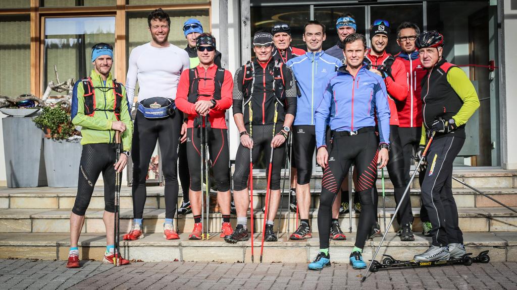 Salomon Nordic Team