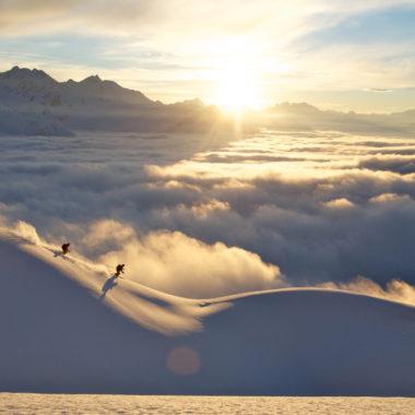 Arlberg Lech Zuers