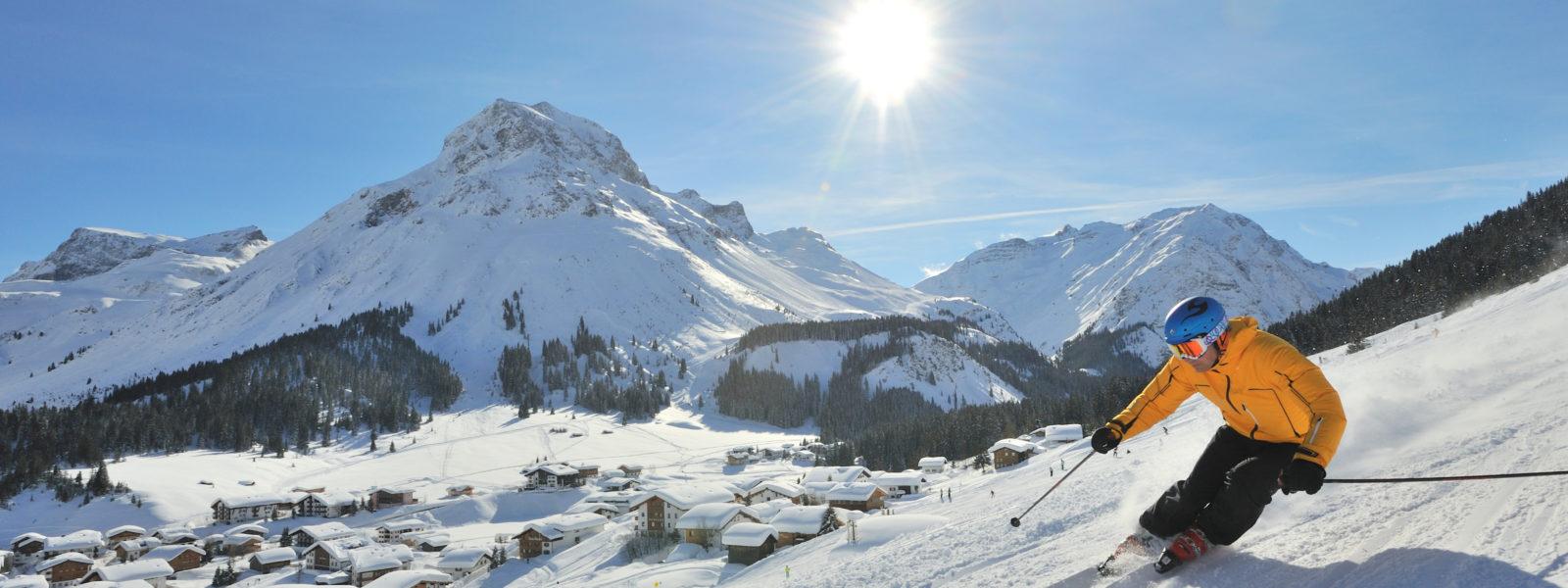 Arlberg Lech Zuers Plattenhof