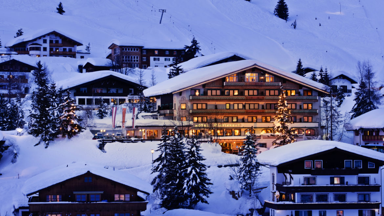 Plattenhof Arlberg