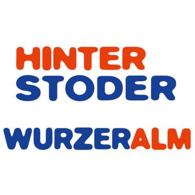 Logos Hinterstoder Wurzeralm
