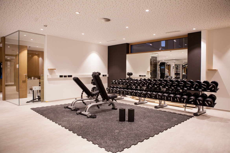 Hotel Hohe Salve Fitnessraum