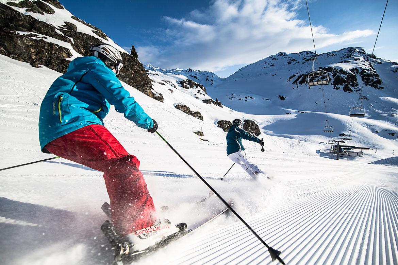 Carving Skigebiet Zillertal Arena