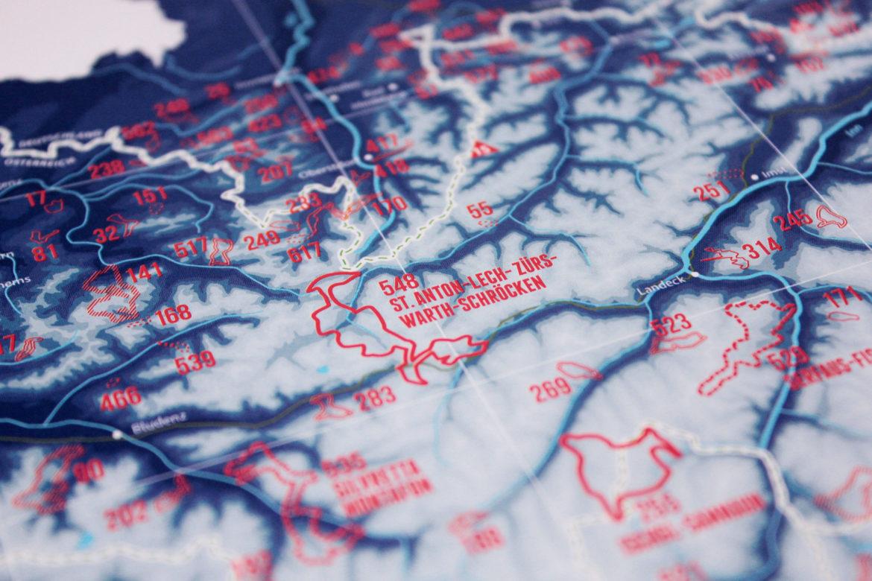 Detail Marmota Map Skigebiete