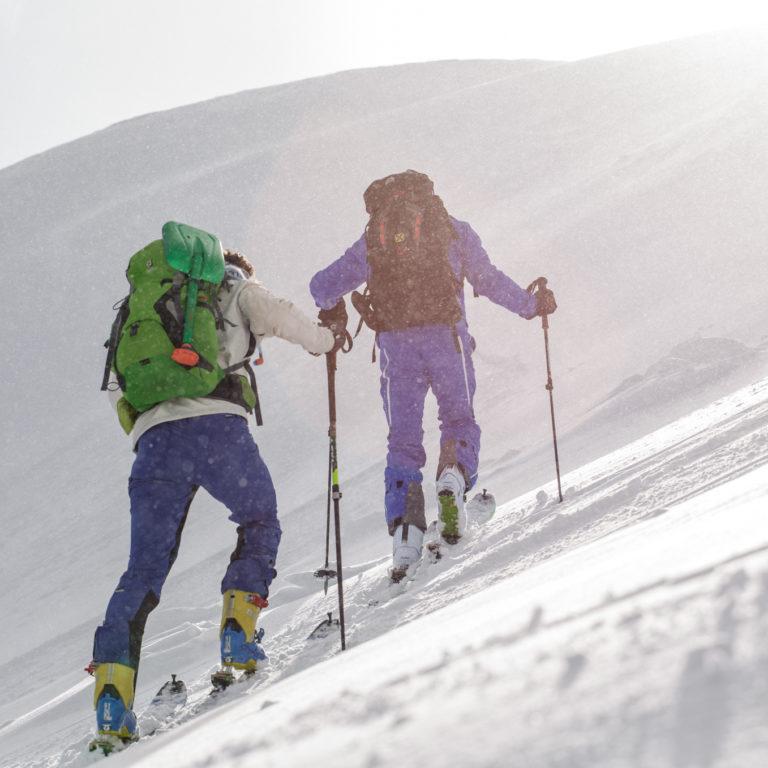 Skitourencamp am Kitzsteinhorn