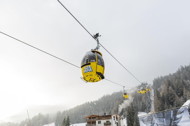 Skilift Alta Badia Corvara
