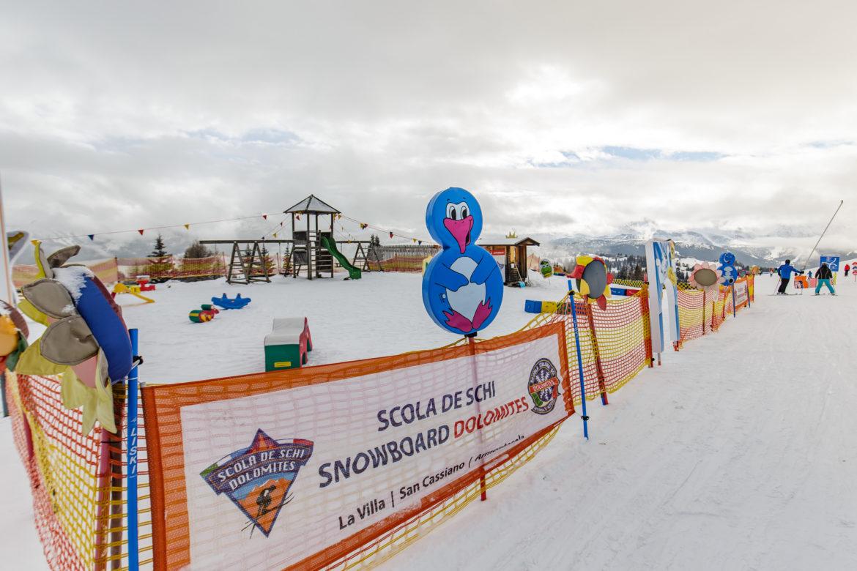 skischule kinder alta badia