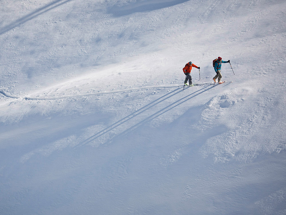 atomic skitourenausrüstung