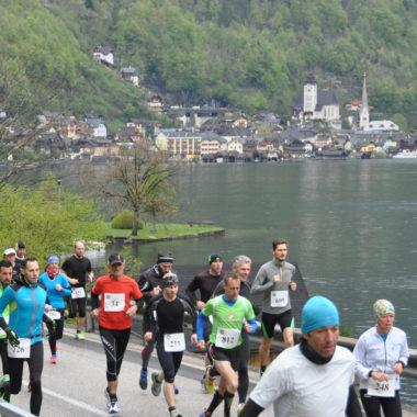 hallstättersee rundlauf halbmarathon
