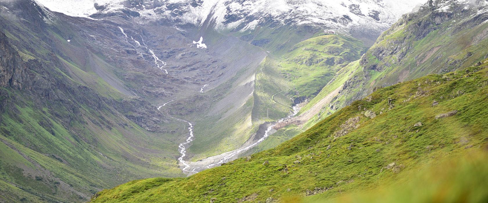 Pitz Alpine Glacier Trail 2017