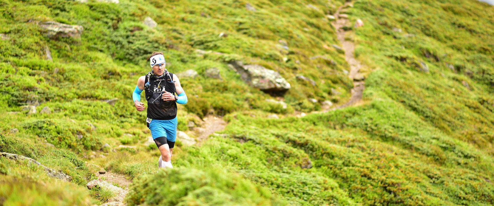 Pitz Alpine Glacier Trail