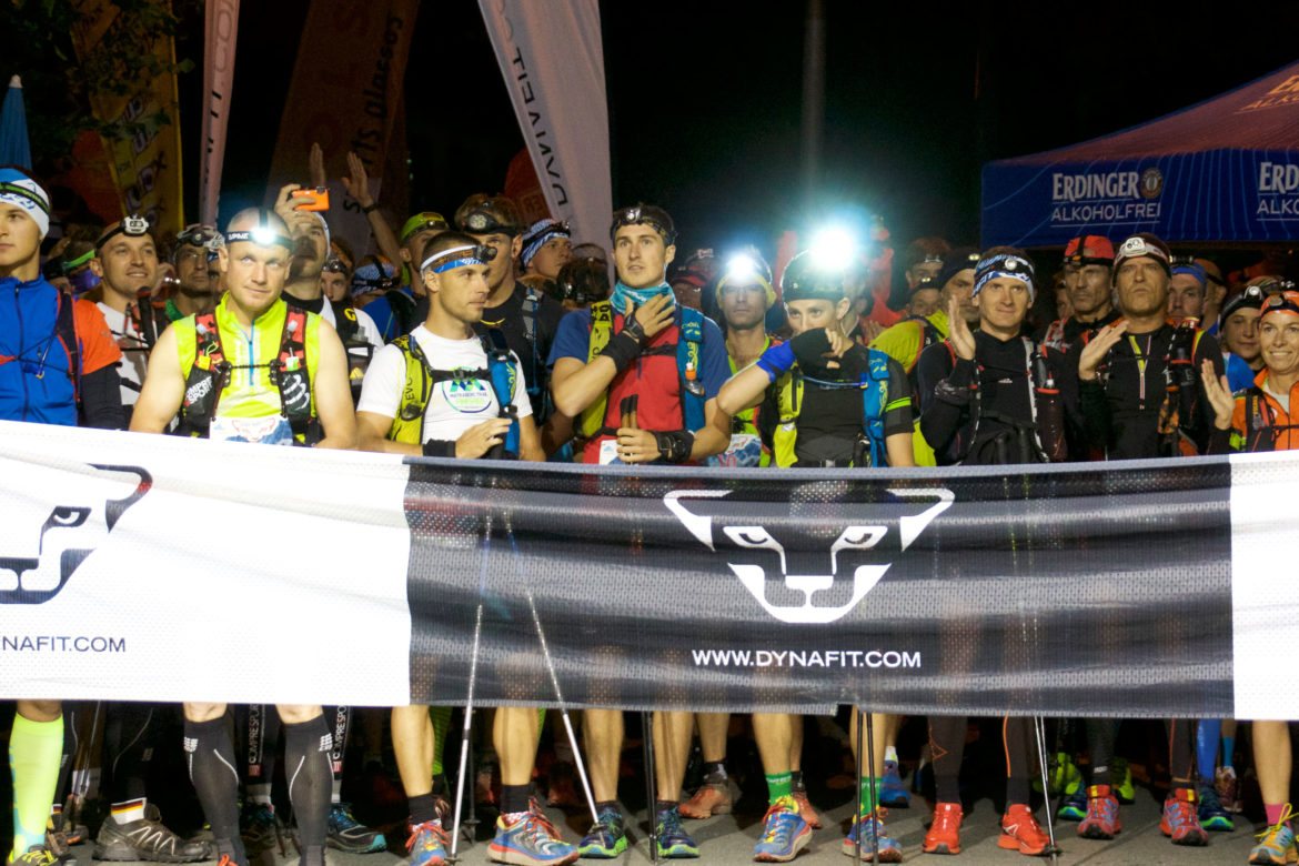 Großglockner Ultra Trail Start