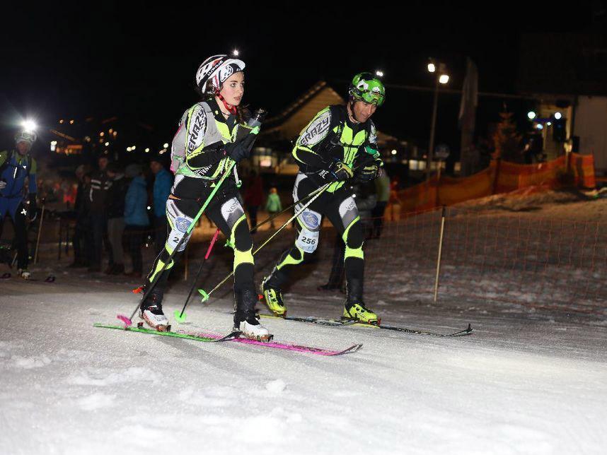Christina Skitourenrennen