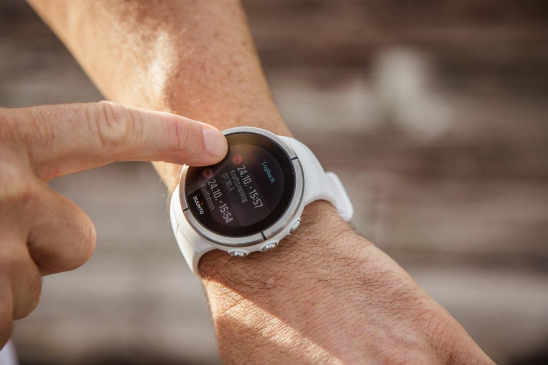 Suunto Spartan GPS Uhr