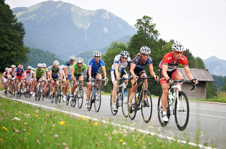 Radmarathon-Mondsee-Teilnehmer