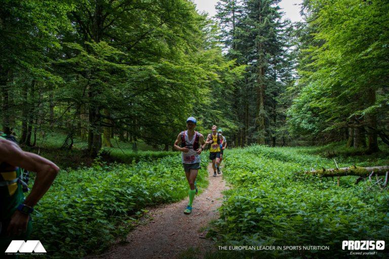 Laufstrecke Trailrun WM