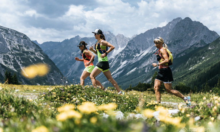 trailrunning camp karwendel
