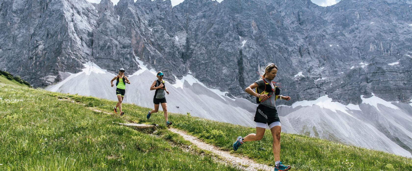 trailrunning camp karwendel