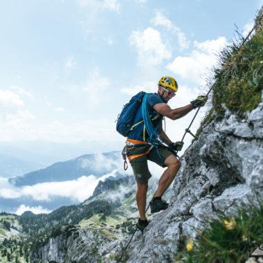 klettersteigcamp achensee
