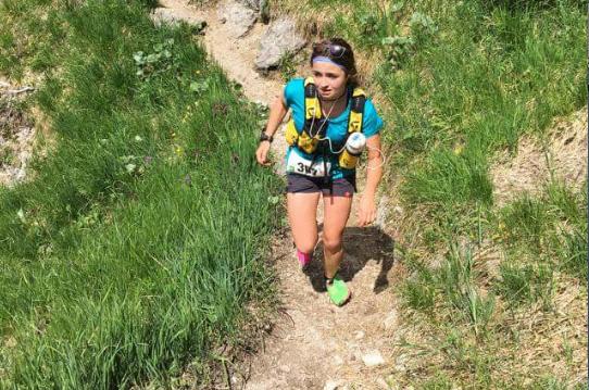 Trailrunning Christina