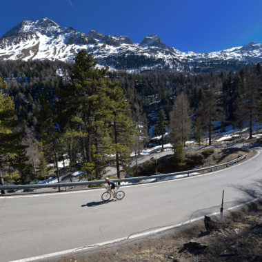 Rennradtour-Pass