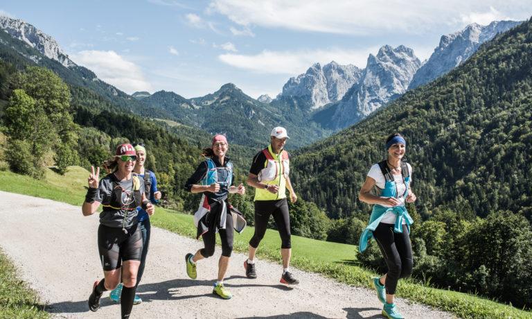 Trailrunningcamp Kufsteinerland