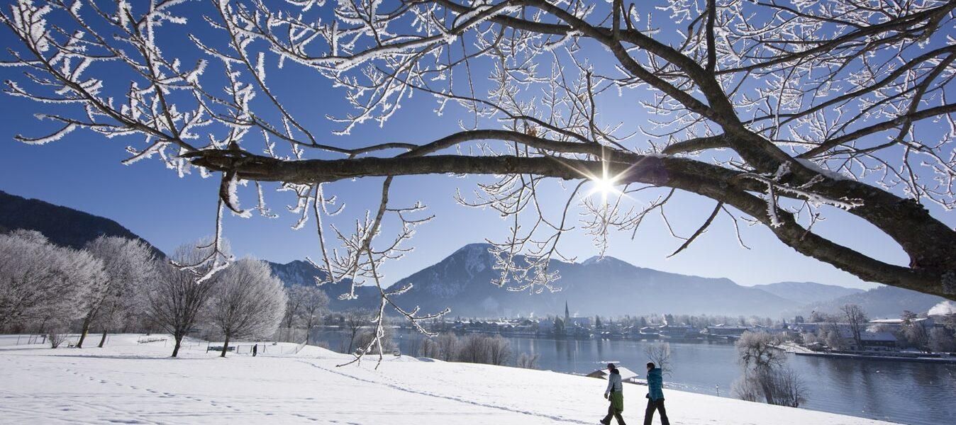 winterwandern tegernsee