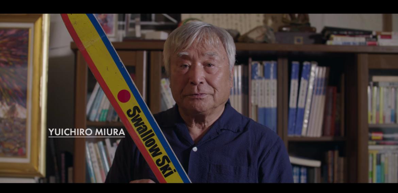 Yuichiro Miura, ein 84-Jähriger mit den Knochen eines 20-Jährigen
