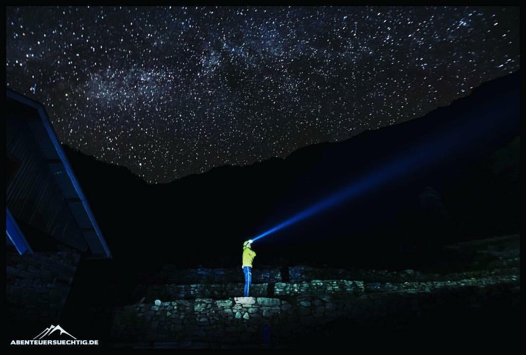 Nepal Nacht